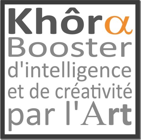 Khôra Imagination Mobile Logo